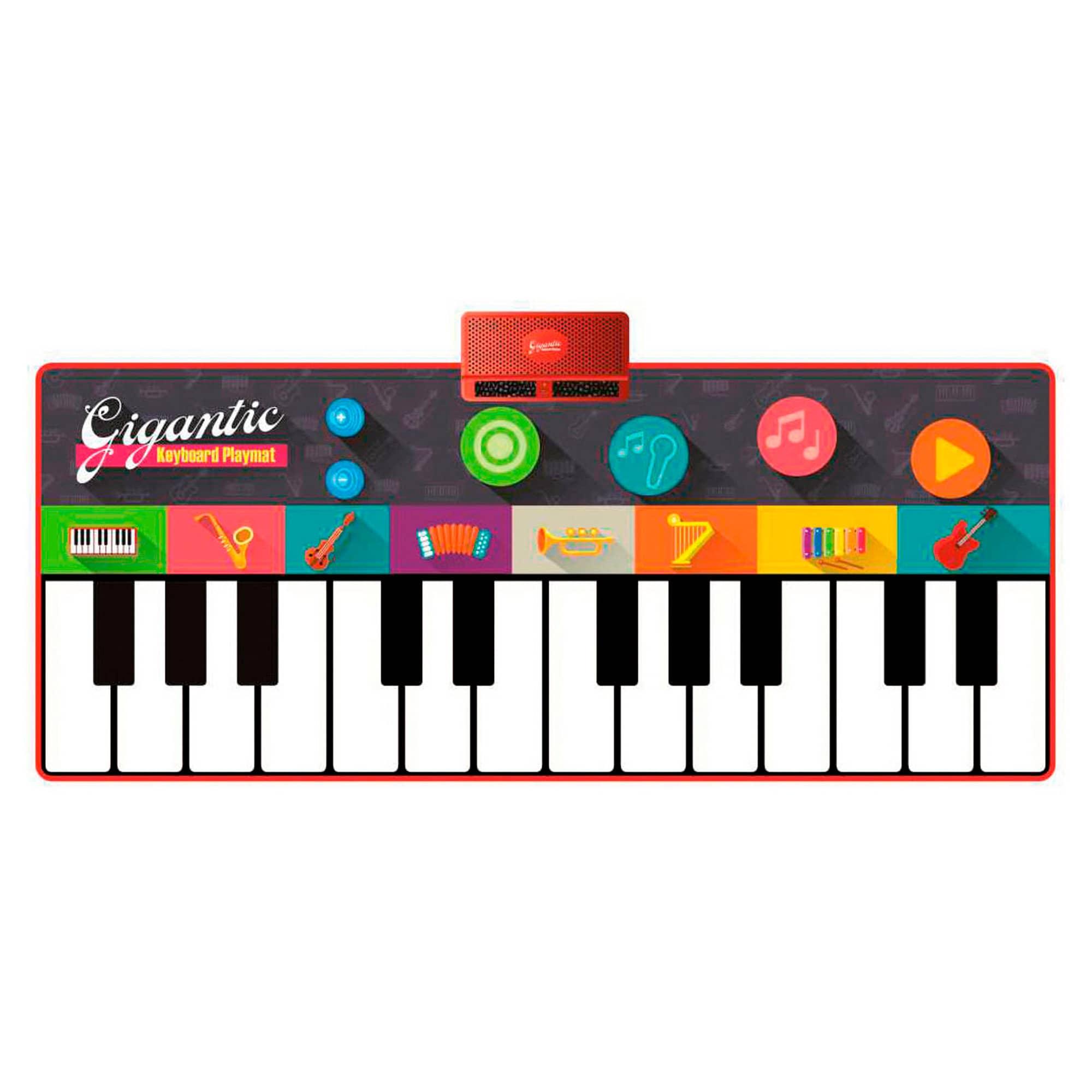 Piano Da Pavimento Giochi Musicali Strumenti Musicali Giochi Per Bambini E Ragazzi Cittadelsole It